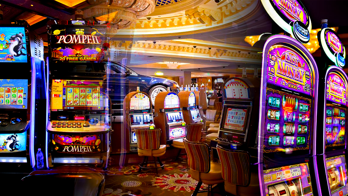 How to Win Playing Slots - Different Strategies for Winning Money on Slots